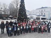 Экскурсия в резиденцию Снегурочки прошла при поддержке Александра Бойкова