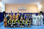 Владимир Гришин выступил на открытии спортивного зала в заволжском лицее