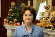 Новогоднее поздравление председателя Ивановской областной Думы Марины Дмитриевой