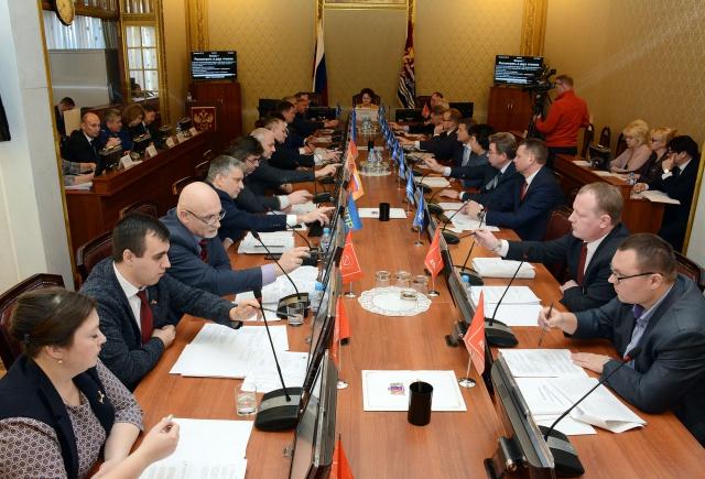 Ивановская областная Дума утвердила региональный бюджет на 2020 год